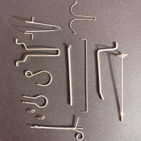 厂家直销异型铁线加工定做铁丝折弯成型工艺铁线工艺品