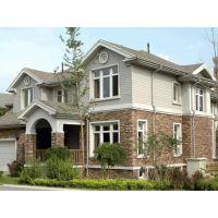 经济型别墅 轻钢房屋建造 新农村房屋