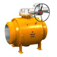 Q961长输管线球阀产品概述及选择特征大口径电动焊接球阀