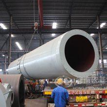 宏基日产千吨烧石灰环保旋窑设备质量好吗