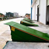仓库专用卸货升降平台,山东固定式液压登车桥厂家