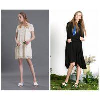 台绣女装品牌折扣休闲夏装尾货进货价格