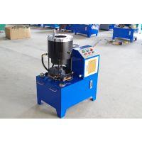 河南时捷供应 油压压管机 液压管压管机 品质保证 移动方便