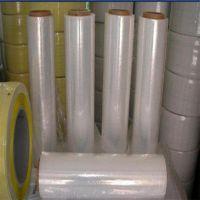 昆山拉伸缠绕膜手动缠绕膜生产厂家pe塑料膜包装保护膜缠绕膜50cm