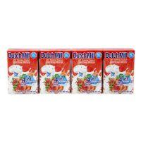 达美酸奶草莓味90ML*48盒 泰国进口酸奶批发酸奶