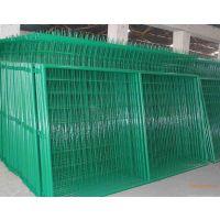 铁丝护栏网生产厂家/带折弯铁丝网价格/护栏网多钱一平米