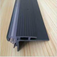 厂家供应 PVC广告 画报夹挤出 ABS型材塑胶加工 可来图来样開模定制
