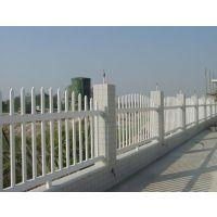 河南济源厂家现货供应社区庭院围栏、pvc草坪花坛护栏