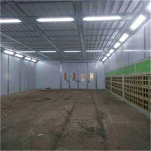 乐旺环保新品供应喷漆漆雾净化设备 喷淋塔光氧催化干式漆雾净化器质保一年