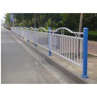 HC新乡公路交通护栏,新乡仿木纹道路围栏,Q235竹节管交通护栏,组装围墙栅栏