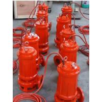 泵城直供-高温污水泵,耐高温污水泵,140度耐热潜污泵-淄博瑞昱泵业