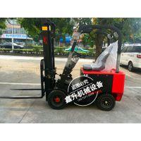 鑫力3T叉车 CPD20F平衡重座驾式四轮蓄电池全电动叉车 载重大爬坡度高铲车