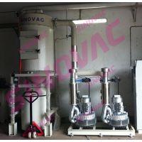供应SINOVAC变频节能粮食加工CVP真空吸尘系统