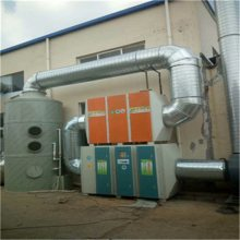 山东活性炭环保箱废气处理哪家好 价格便宜 乐旺环保设备厂家 销售领先