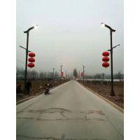 福瑞光电FR-ld-046 太阳能路灯点亮美丽新农村