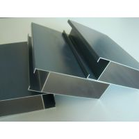 广东德普龙 墙面方形黑色铝方通价格合理 欢迎选购