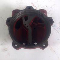 CDF1402-OAD2液体脱气泵泵壳 肯富来水环式真空泵侧盖