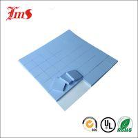 1.5W散热硅胶片电子绝缘材料导热硅胶片芯片散热界面导热片1mm厚