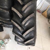 供应420/85R28拖拉机轮胎 钢丝子午线人字花轮胎耐磨防滑电话15621773182