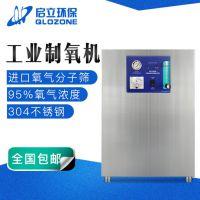广州启立QLY-5L水产养殖制氧机 高浓度PSA空分设备 工业氧气发生器