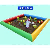 小型创业彩色沙池玩具 小区钓鱼池套餐买多大才行 海洋球池生意月收入多少