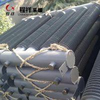 无缝翅片管散热器规格及型号钢制翅片管散热器
