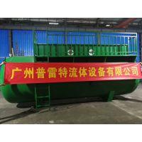 普蕾特改良型MBR一体化农村生活污水处理设备