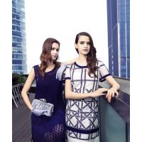 广州时尚国际服饰春夏装品牌女装正品低价折扣女装批发