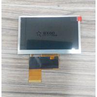 【4.3寸TN液晶屏AT043TN25 V.2】新到大量现货批发