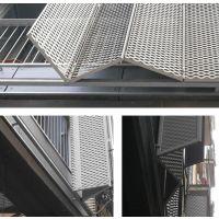 铝扩张网/幕墙配件/铝拉伸网/铝网幕墙