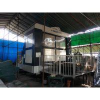 海天双工位卧式加工中心型号HTM-100H