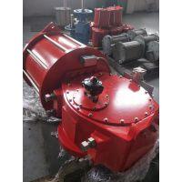DRG01-D06-68 富罗泰克 拨叉气动执行器 大口径阀门气缸 大型气动执行器 大口径球阀气缸
