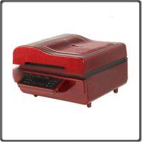 福安真空热转印机器印花烫画机 椭圆形全自动印花机安全可靠