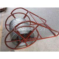 18mm电力钢丝绳绞磨钢丝绳光缆六方十二股钢丝绳23mm防扭钢丝绳防捻钢丝绳