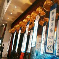 广州供应大型水晶球启动仪式球庆典开业悬挂金球散花设备
