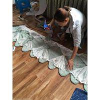 罗马杆的安装方法 窗帘加工制作 梦都天坊柯桥教学做窗帘培训班