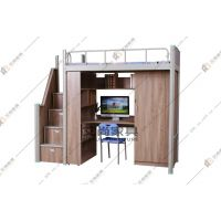 广东单人铁架床 艾尚家具生产批发可接大批量订单