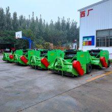 玉米秸秆收割回收机 行业领先 山西青玉米秸秆粉碎收集机