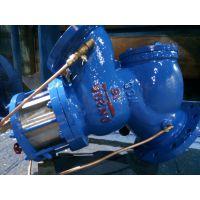 工业污水专业阀门  铸钢材质农夫山泉管道专用阀门YQ98002-10C