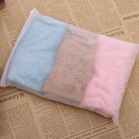 厂家定制 加厚磨砂拉链袋 袜子塑料包装袋半透明收纳封口袋批发