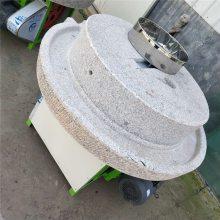 信达机械生产豆制品加工设备 豆腐坊电动石磨机 小型电动石磨豆浆机