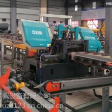 济宁凯瑞德机械 数控钢筋锯切套丝生产线KJ-450|钢筋锯切镦粗套丝打磨生产线|数控钢筋锯切套丝机