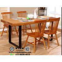 天津实木餐桌椅哪里好 桌椅