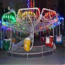 12人广场游乐设备双人飞天srft三星厂家直销广场游乐场设备