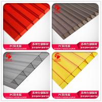西宁供应拜耳阳光板 耐力板温室大棚阳光板台创品牌