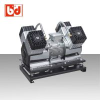 超静音无油空压机 整机质保5年 车载空压机 容积式压缩机