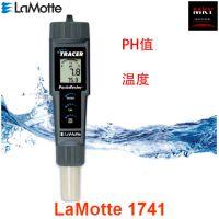美国LaMotte Tracer 1741手持式笔式PH计、温度测试仪