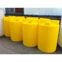 厂家直销3吨水处理环保耐酸碱耐高温pe滚塑塑料加药箱/搅拌桶