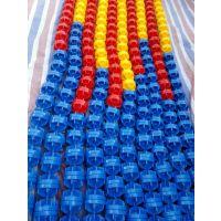天津 海美(泳鹰)泳道线 游泳池水线 六棱型浮轮 分道线 比赛标志线