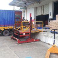 厂家直销常规移动式液压升降装卸平台 仓储叉车升降机